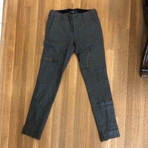 Ralph Lauren women's wool cargo pant